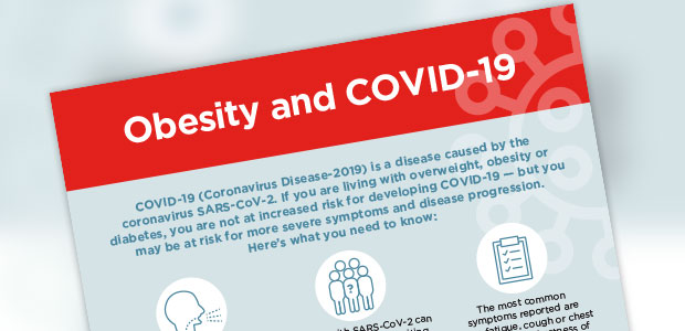 2021 EEH Enduring Journal CME: Obesity Risk Factors with COVID-19 Diagnosis Banner