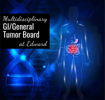 2021 EDW Multidisciplinary GI/General Tumor Board (RSS) Banner