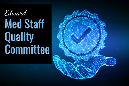 2021 EDW Medical Staff Quality Committee (MSQC) (RSS) Banner