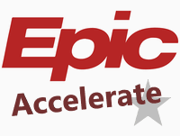 2021 EEH Inpatient Epic Accelerate Efficiency Program (1:1 Training) Banner